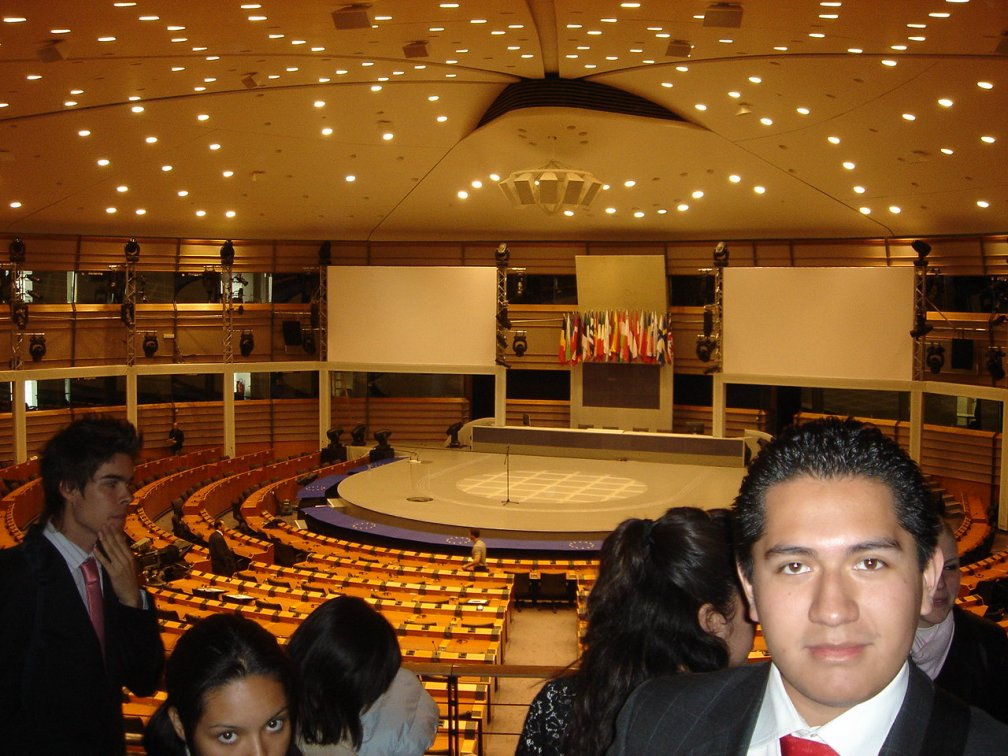 Marco Díaz Calleja - Parlamento Europeo